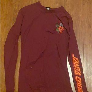 santa cruz shirt women's